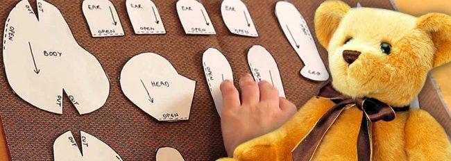 Zo worden teddyberen gemaakt