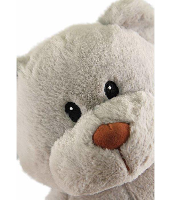 Teddybeer grijs 'Lona'