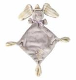 Disney: Dombo Disney Dombo baby knuffeldoekje (grijs)