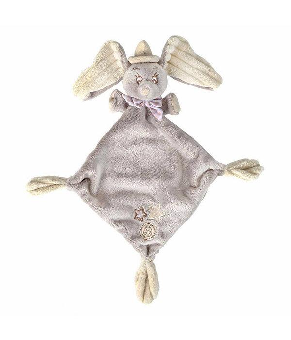 Disney Disney Dombo baby knuffeldoekje (grijs)