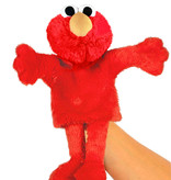 Sesamstraat Sesamstraat handpop knuffel: Elmo