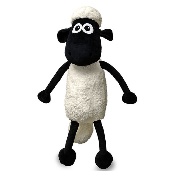 Shaun the Sheep knuffel (80 cm)