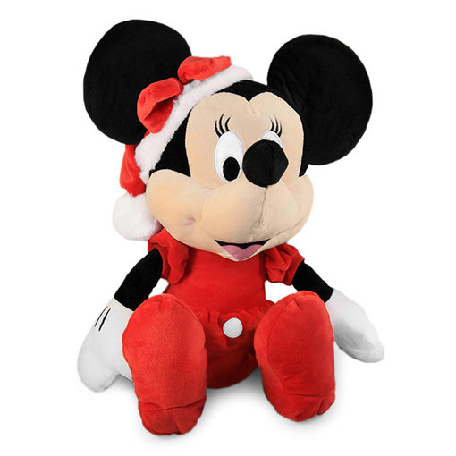 Minnie Mouse Disney Kerst knuffel Minnie Mouse
