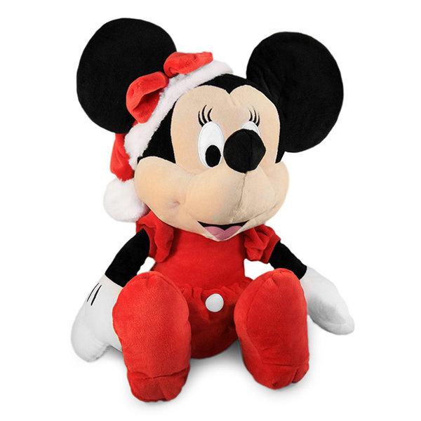 Disney Kerst knuffel Minnie Mouse
