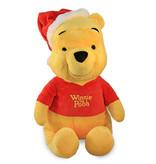 Winnie the Pooh Disney Kerst knuffel Winnie the Pooh