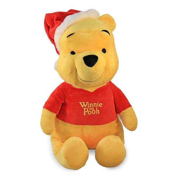 Disney Kerst knuffel Winnie the Pooh
