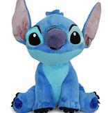 Disney Stitch knuffel met geluid (21 cm)