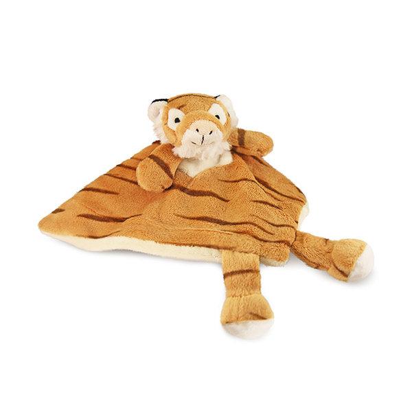 Jungle baby knuffeldoekje Tijger