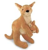 Kangoeroe knuffel