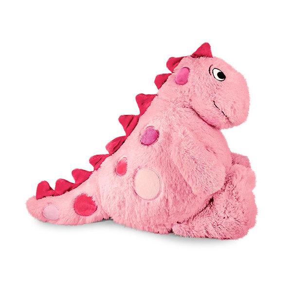Vrolijke Dinosaurus knuffel roze 'Mila'
