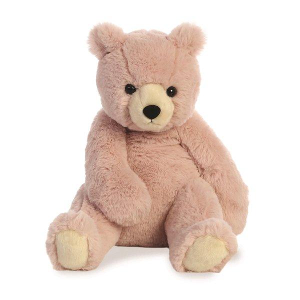 Teddybeer roze Olivia (28 cm)