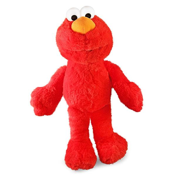 Sesamstraat Elmo knuffel, 34 cm
