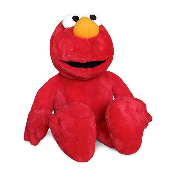 Sesamstraat Elmo knuffel, 90 cm