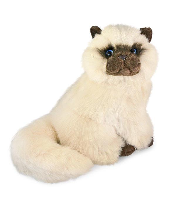 Perzische kat knuffel (4 kleuren)