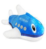 Vliegtuig knuffel 'Skydream'