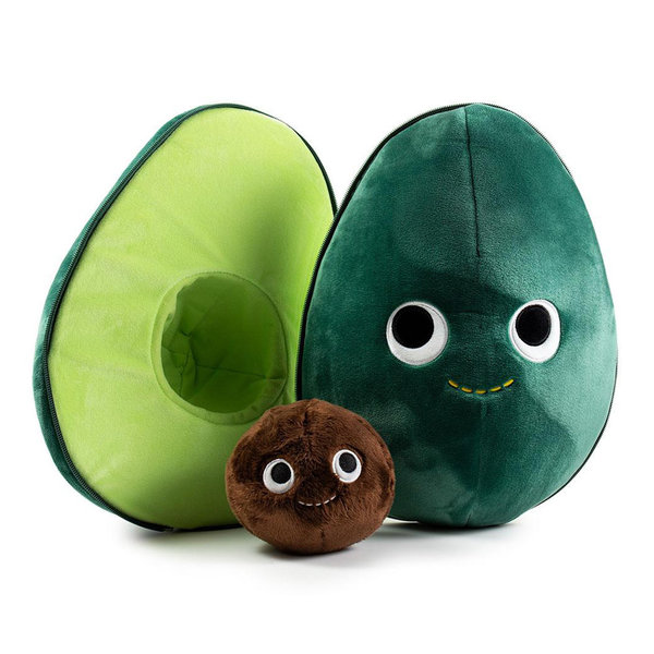 Yummy World Avocado knuffel