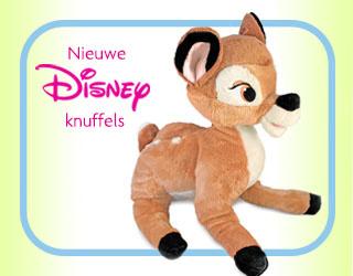 Nieuwe Disney knuffels!