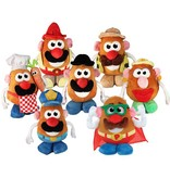 Mr. Potato Head Mr Potato Head knuffel (keuze uit 7 soorten)