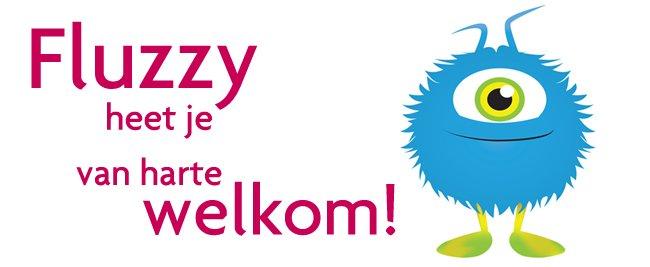 Fluzzy heet je welkom!