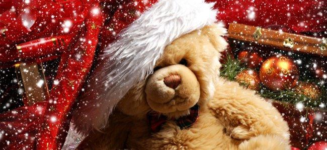 Kom in de kerststemming met deze knuffelkerstbomen