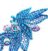 Haarschmuck Spitze 017 in Wunschfarbe