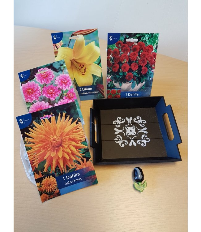 Gift package small black