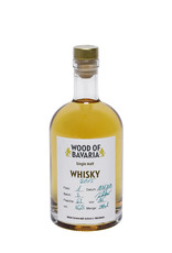 Wood of Bavaria - Whisky 3 Jähriger Single Malt Whisky