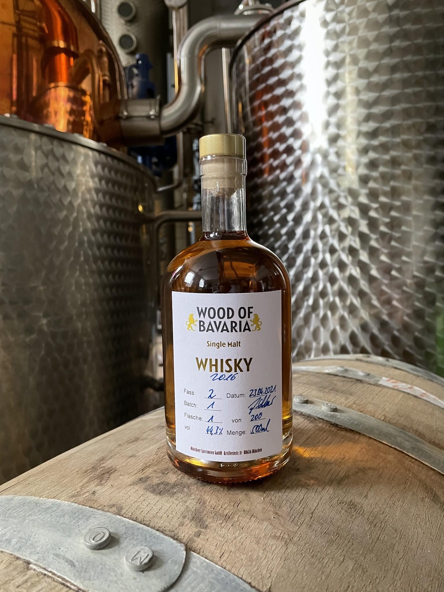 Münchens erster Whisky