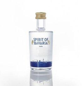 Spirit of Bavaria - Vodka 5cl - Spirit of Bavaria - Vodka