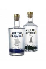 Soul of Bavaria - Gin Spirit of Bavaria - Vodka  &  Soul of Bavaria - Gin