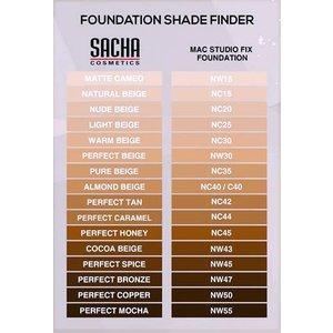 Sacha Cream Foundation