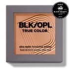 BLK/OPL TRUE COLOR Ultra Matte Foundation Powder