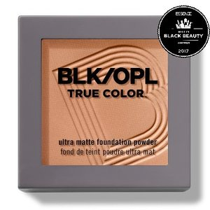 BLK/OPL TRUE COLOR Ultra Matte Foundation Powder