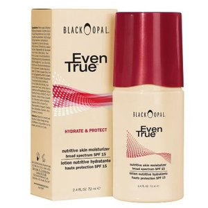 BLK/OPL EVEN TRUE Nutritive Skin Moisturizer Broad Spectrum SPF 15