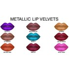 Sacha Metallic Lip Velvet