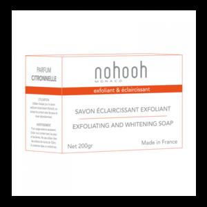 NOHOOH Savon Eclaircissant Exfoliant