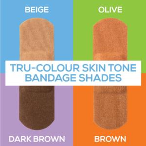 Tru-Colour Skin Tone Pleister