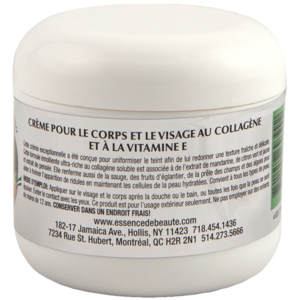 Essence de Beauté Collagen & Vitamin E Face and Body Crème