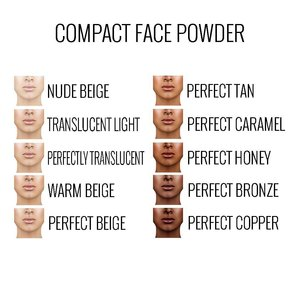 Sacha Compact Face Powder