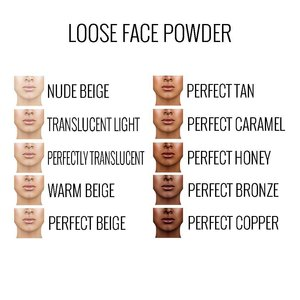 Sacha Loose Face Powder