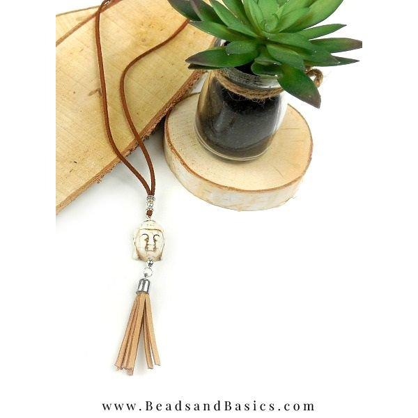 Zelf Een Buddha ketting Maken - Boho Style