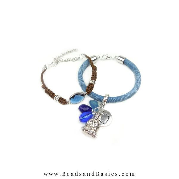 A self Buddha Charm Bracelet Making