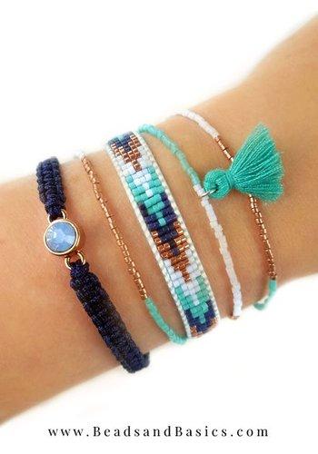 Betere Armbandjes Maken? - Materialen, Voorbeelden & DIY Video's - Beads OC-62