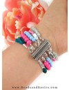 Ibiza Armband met Magneet Sluiting - Video Workshop