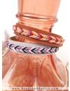 Leren Armband met Vissengraatvlecht