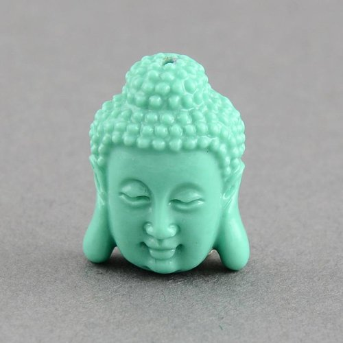 Buddha Mint 15x11mm