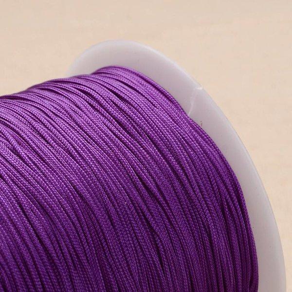 Macramecord Purple 1mm, 5 meter