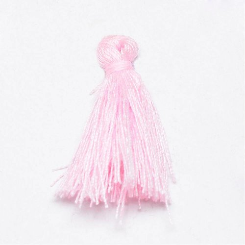 Tassel Light Pink 30mm, 5 pieces