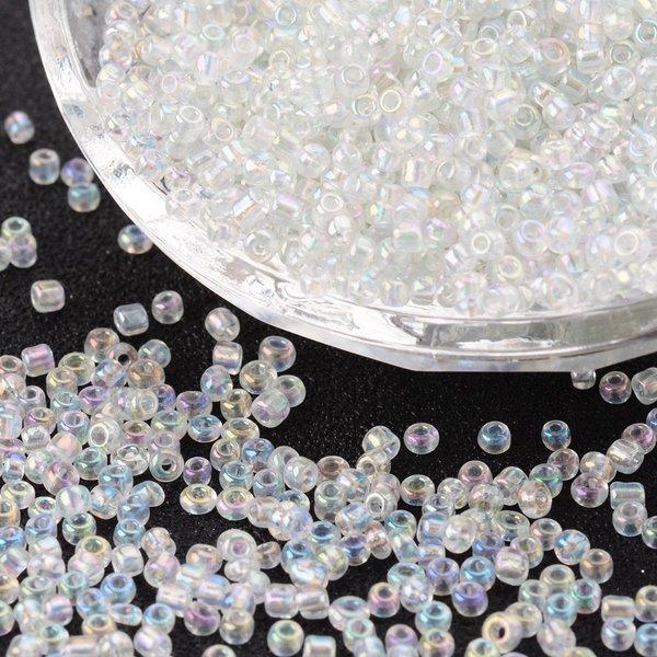 Seed Beads Shine 4mm, 20 grams