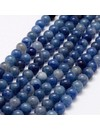 Natural Blue Aventurine Beads 8mm, strand 46 pieces